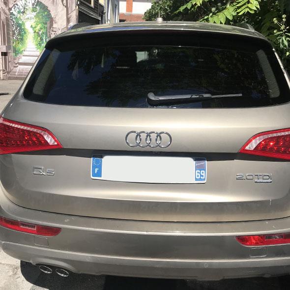 Lunette arrière Audi A5